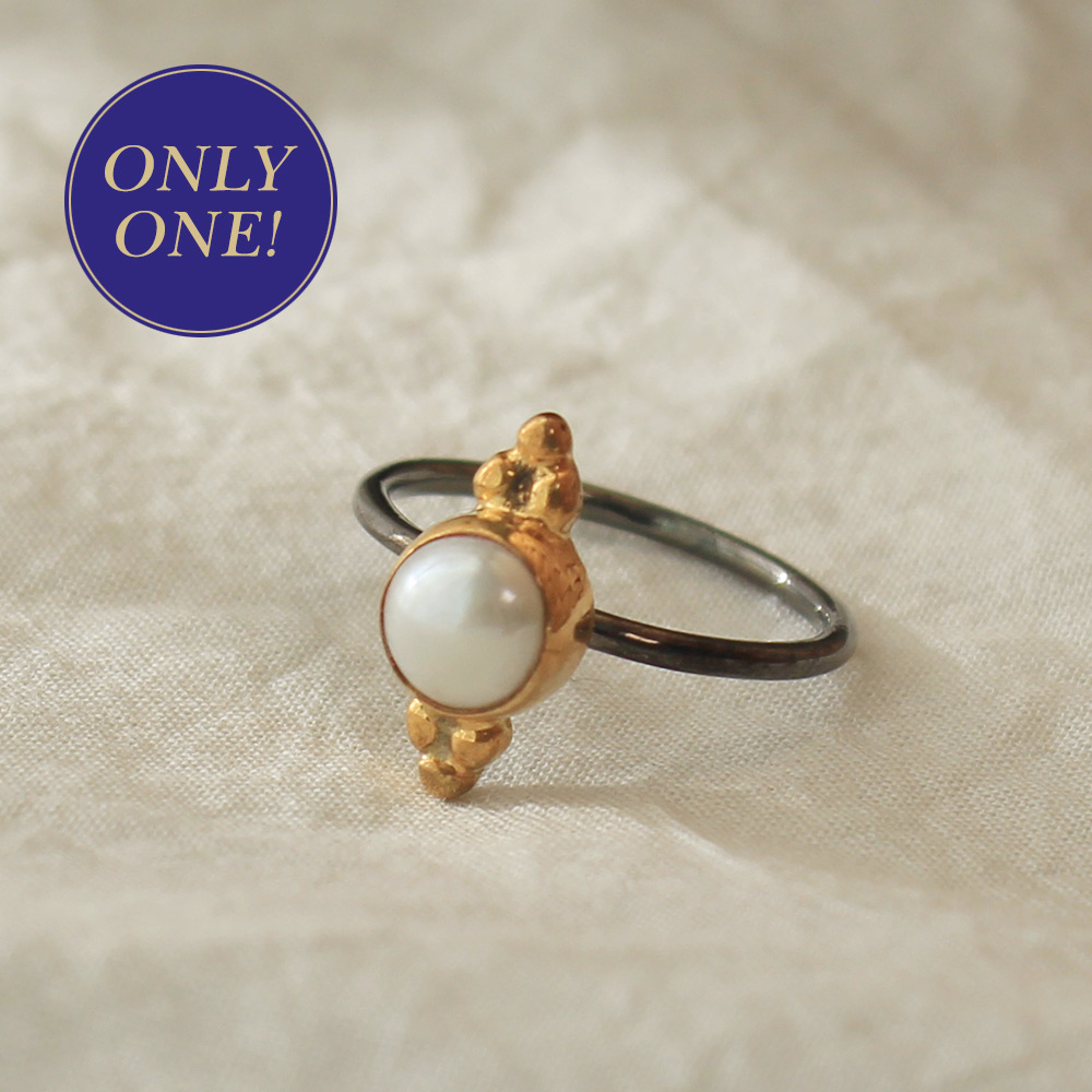 [Only one]Pearl ring #1